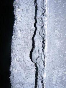 重曹ブラストによる電気集塵装置の清掃メンテナンス 施工前
