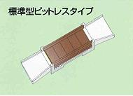 トラックスケール・標準型ピットレスタイプ