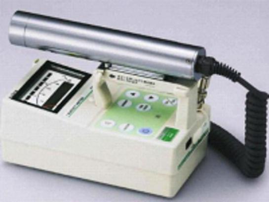 放射線測定器 TCS-172B シンチレーションサーベイメーター