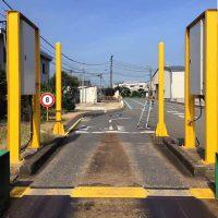 福岡県のT社様の定期点検を行いました。